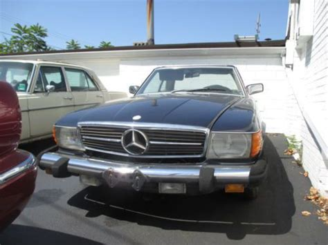 books on how cars work 1983 mercedes benz w126 lane departure warning purchase used 1983 mercedes benz 500sl euro car needs work and cheap in saint louis