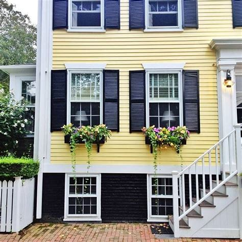1000 ideas about navy shutters on painted brick exteriors hale navy and shutters