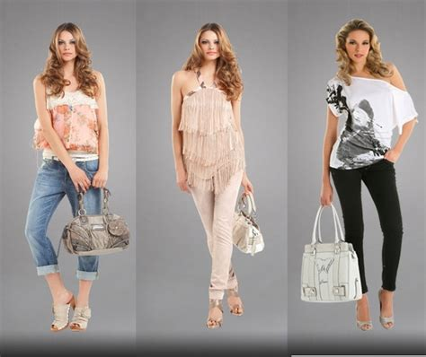 Guess New Series Jam Tangan Cassual Trendy Fashion Wanita Active Date 1 guess summer 2011 lookbook