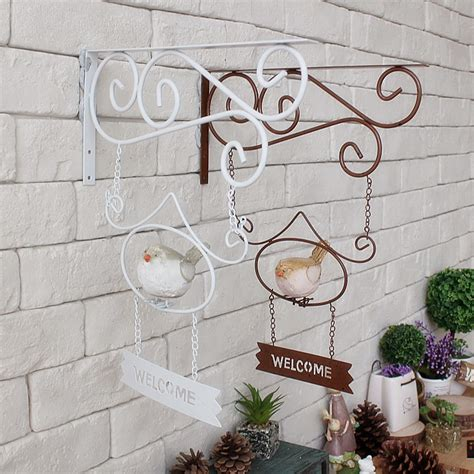 Garden Home Decor Vintage Home Decor Wall Hanging Decorations Cafe Clothing Store Garden Home Decor Wind Wrought