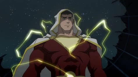 movie after justice league war shazam movie costume has quot some similarities quot to his
