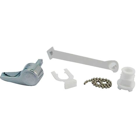 jag plumbing products touch flush toilet handle assembly