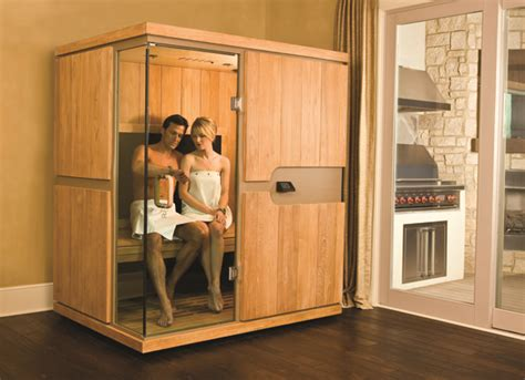 Tub Vs Sauna For Detox by Home Sauna Treatments For Improved Health And Better