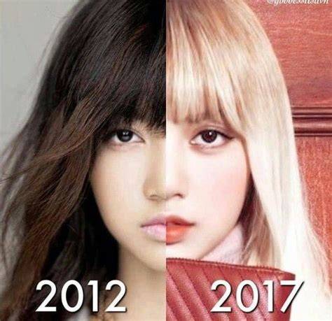 blackpink plastic surgery people should stop saying that lisa did a plastic surgery