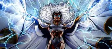First Look Halle Berry As Storm In Bryan Singer S X Men