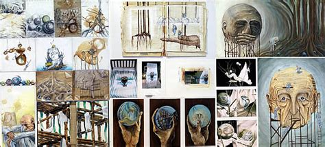 art design ncea level 3 using mixed media sculpture and photography with a