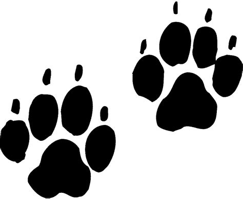 clemson tiger paw clip art cliparts co