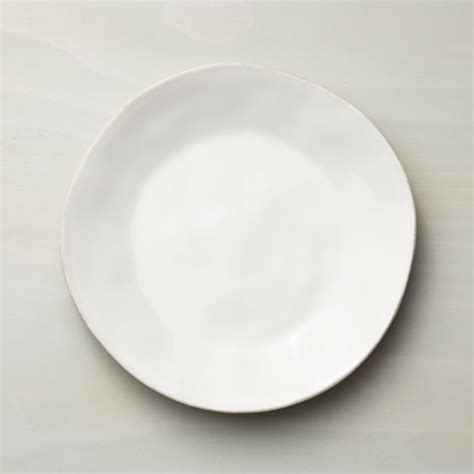 marin white dinner plate in dinner plates reviews