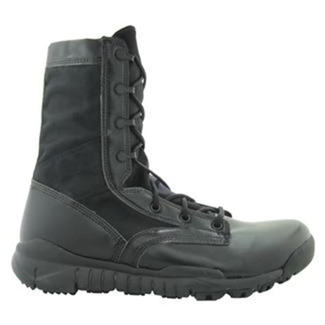 Nike Sfb Safety Black tactical boots tacticalgear