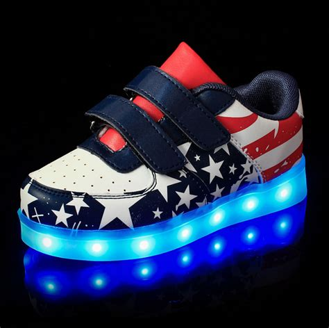 running shoe led lights popular led light running shoes glow trainers for