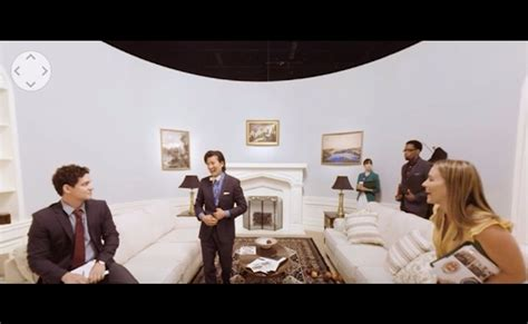 oval office 360 the young turks bernie su team up for 360 degree mobile