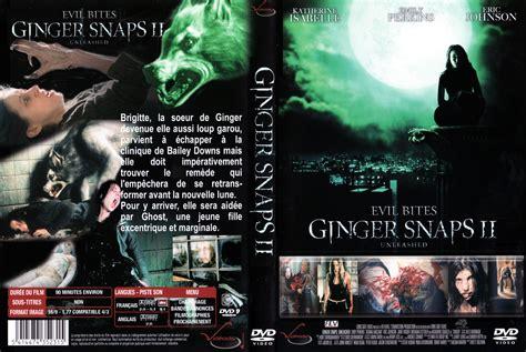ginger snaps 2 unleashed popcorn ginger snaps 2 r 233 surrection ohsweetnightmare