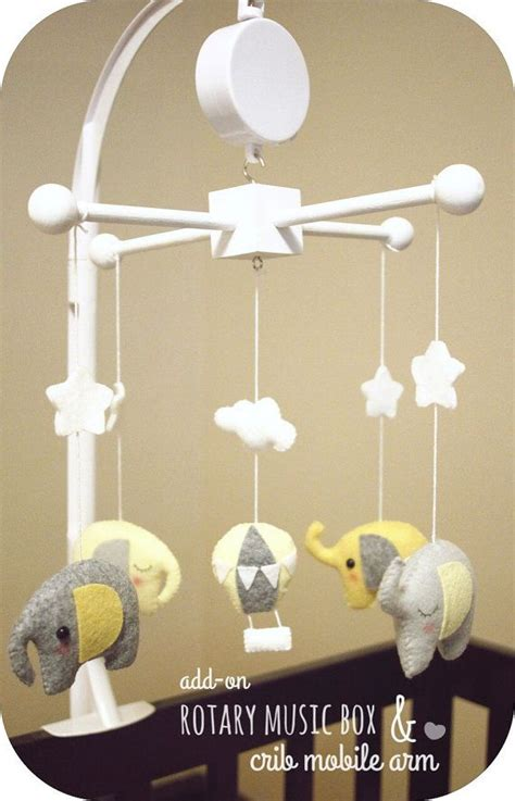 How To Attach Mobile To Crib by 1000 Images About Musical Mobiles For Baby Cribs On