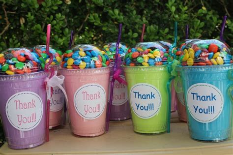 Easy To Make Baby Shower Party Favors - m amp m party favors idea off to mexico pinterest