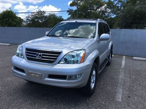 auto air conditioning repair 2006 lexus gx user handbook sell used 2006 lexus gx gx470 in merritt island florida united states for us 11 000 00