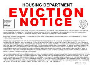 understanding the eviction process