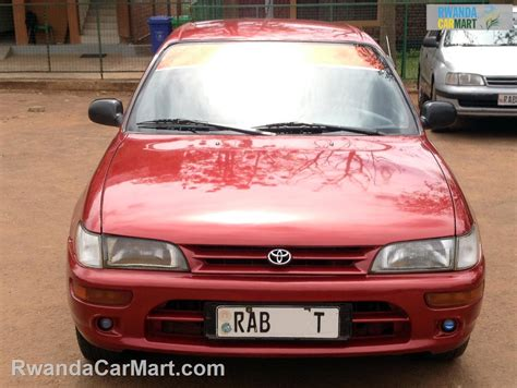 Toyota Corolla Hatchback 1993 Used Toyota Hatchback 1993 1993 Toyota Corolla Xli