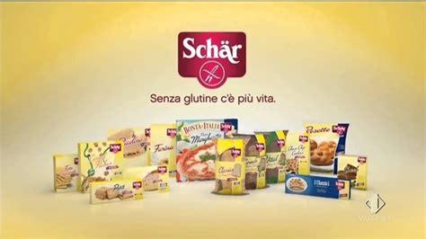 alimenti per celiaci cibi senza glutine schar spot 2015
