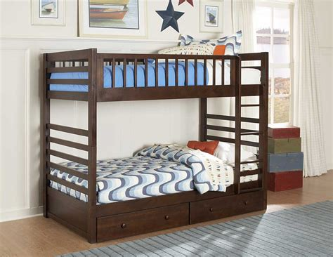 cheap bunk beds with storage drawers buy pulaski bearrific bunk bed extension