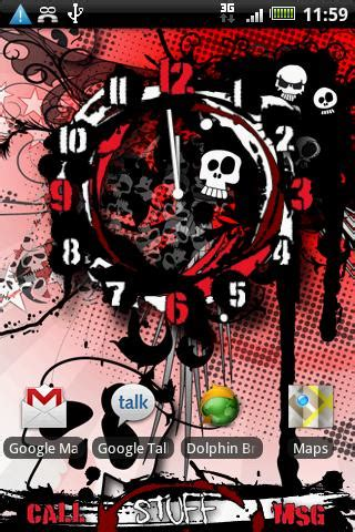 themes android emo red theme android themes android mobile wallpapers apps