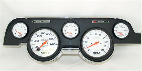mustang custom gauges classic mustang autometer kits free shipping 100