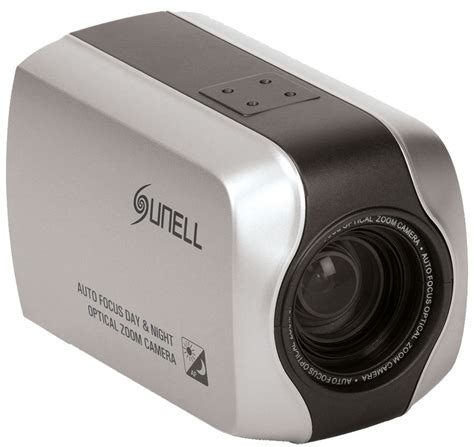 Kamera Cctv Zoom kamera 18 x zoom 1 3 megapixel bnc holund elektronikk as