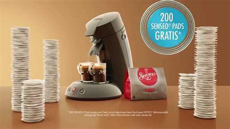 senseo pads selber machen senseo tv spot 200 senseo pads gratis cappuccino