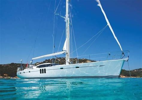 catamaran cruise torrevieja an oyster 625 built by ipswich based oyster yachts