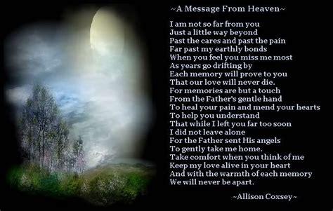 happy birthday  heaven poem   wonderful husband george    today  heaven