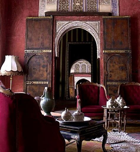 nice Home Decor Ideas For Living Room #1: moroccan-style-living-room-design-ideas-24-500x545.jpg