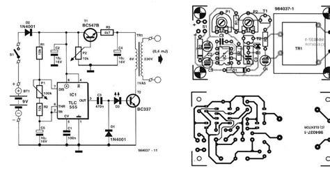 28 electric fence circuit diagram 555 jeffdoedesign