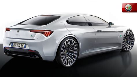 New Alfa Romeo Giulia by New Alfa Romeo Sedan Arriving In Us In Q1 2016 Tipped To