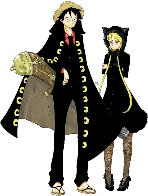 Kaos Anime Onepiece Capten Luffi luffy and rene strong world by ruk1z on deviantart