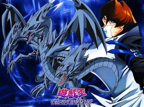 wallpaper anime yugioh blue eyes white dragon wallpapers wallpaper cave