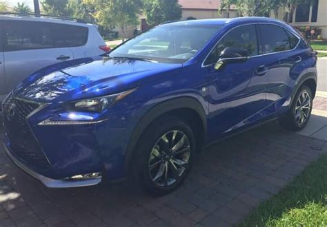 west lexus of kendall nx 200 f sport i wanted a blue car and i it yelp