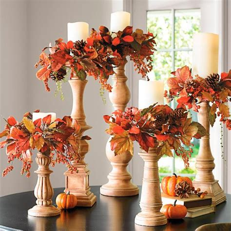 qvc fall decorations re lovely fall candle rings blogs forums