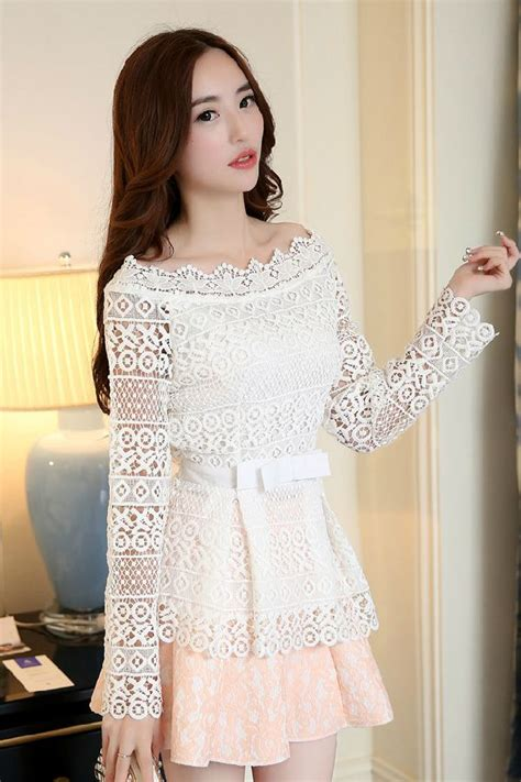 Grosir Dress Baju Dress Import Wanita Pakaian Import 9903 baju dress skirt baju korea import fashion korea foto