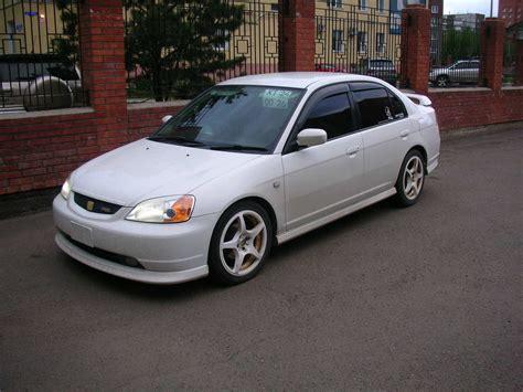 2002 Honda Civic by 2002 Honda Civic Ferio Pictures 1800cc Gasoline Ff