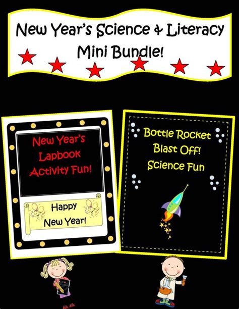 new year literacy activities publishers tech new year s science literacy