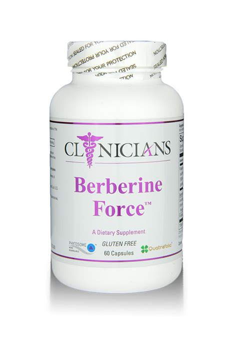Berberine Used As A Detox by Berberine Clinicians Supplement Consultants