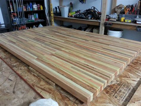 Amazing Glued Up Pallet Wood Table Reclaimed Pallet Pallet Wood Table Top