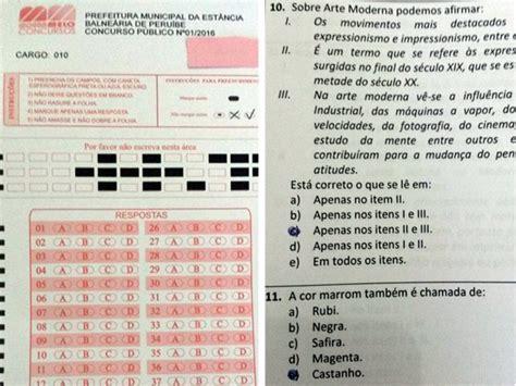 gabarito do concurso da prefeitura de ananindeua agente comunitrio de sade g1 concurso de peru 237 be 233 anulado ap 243 s pol 234 mica com erro