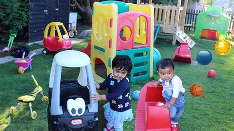Kids Backyard Playground Backyard Playground A Play Date Funny Kids Outdoor