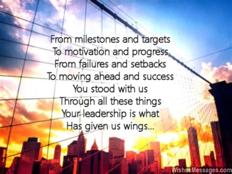 thank you letter to leadership team farewell poems for goodbye poems wishesmessages