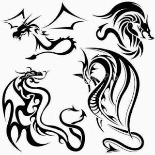 tato keren di kelamin gambar tatto tribal