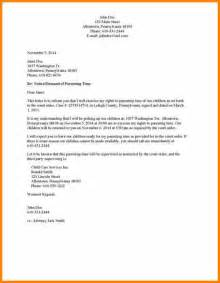 Child Support Cover Letter by Sle Letter Requesting Child Support Your Rights Childsupportletters Sle Of Child