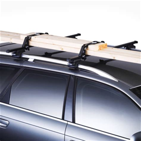 How To Tie Wood To Roof Rack by Thule 503 Load Stops Rackwarehouse