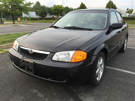 1999 mazda protege for sale carsforsale