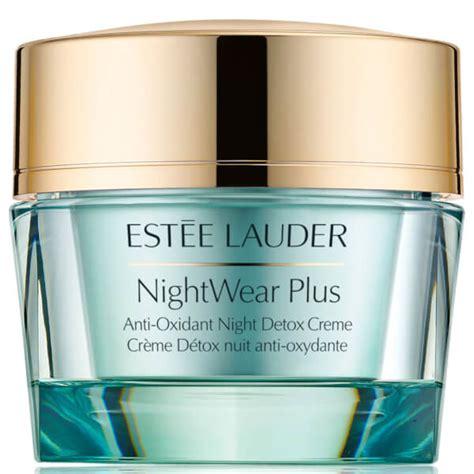 Estee Lauder Defend By Day Detox By by Est 233 E Lauder Nightwear Plus Anti Oxidant Detox Cr 232 Me