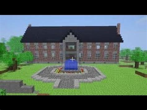 build a mansion how to build a mansion in minecraft xbox 360 edition youtube